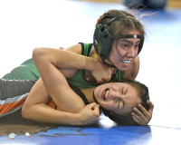 Gallery: Girls Wrestling Women's Woolley